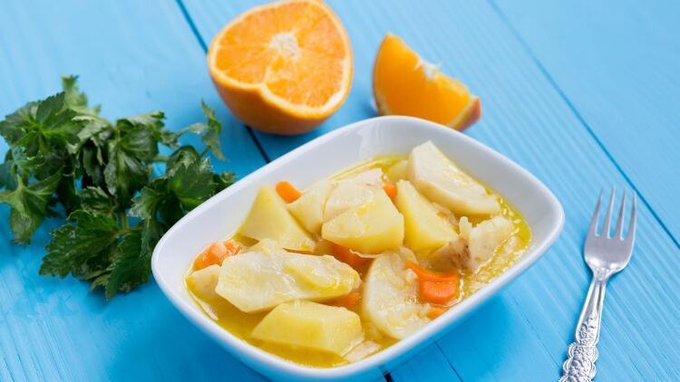 Portakallı ayvalı zeytinyağlı kereviz tarifi