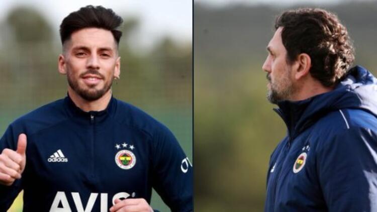 Son dakika | Fenerbahçede Jose Sosa sakatlıktan geri döndü