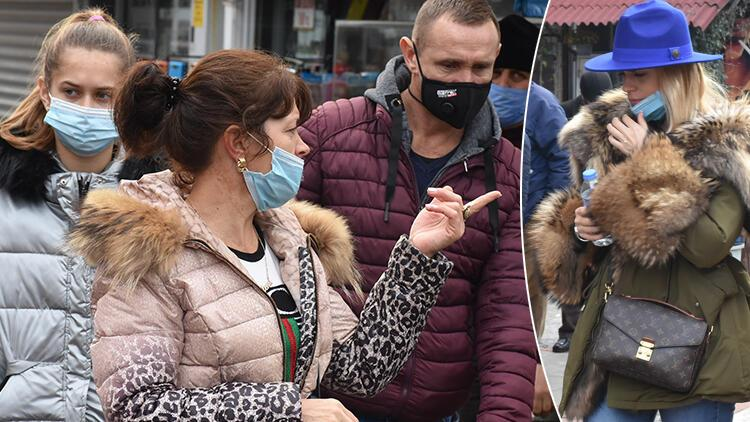 Bulgar turistler, yılbaşı öncesi Edirne'ye akın ettiler