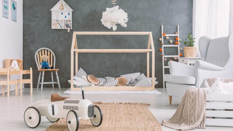 Montessori metoduna göre dekorasyonda nelere dikkat edilmeli?