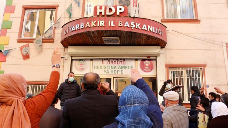 Diyarbakır'da evlat nöbetinde 485'inci gün; aile sayısı 182 oldu