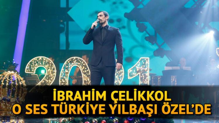 İbrahim Çelikkol kaç yaşında, kimdir? O Ses Türkiye 2021 Yılbaşı Özel'de İbrahim Çelikkol sürprizi