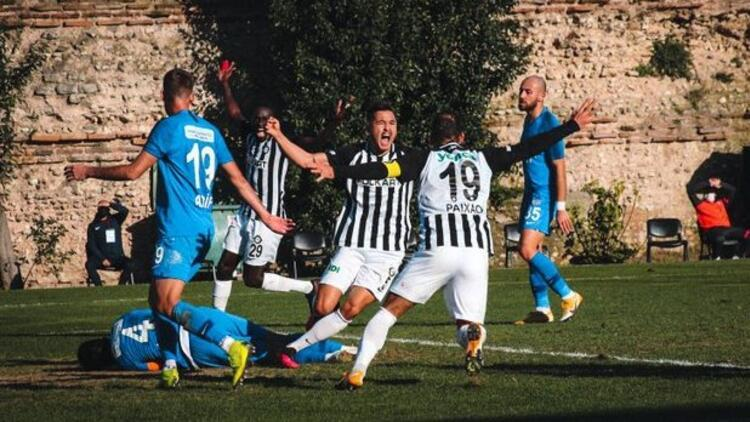 TFF 1. Lig | Tuzlaspor 0-1 Altay