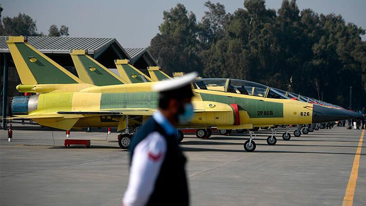 Pakistan, Çin ile ortak üretilen 14 savaş uçağını teslim aldığını açıkladı