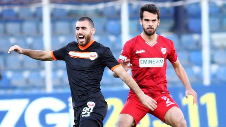 Adanaspor: 2 - Beypiliç Boluspor: 3