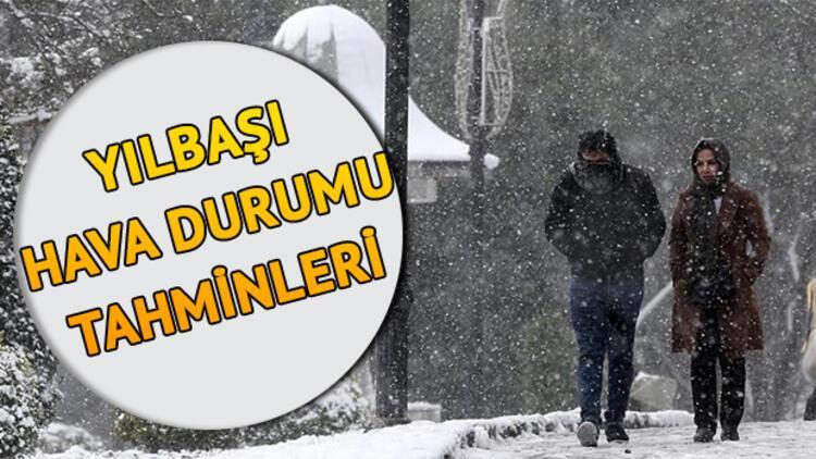 Kar yağışı kenti beyaza bürüdü! İstanbul'a kar ne zaman yağacak? MGM 31 Aralık yılbaşı hava durumu tahminleri