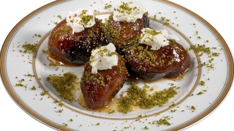 Pekmezli incir tatlısı tarifi