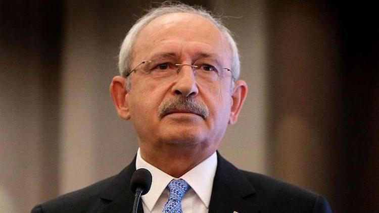 CHP Genel Başkanı Kılıçdaroğlu'ndan 'yeni yıl' mesajı