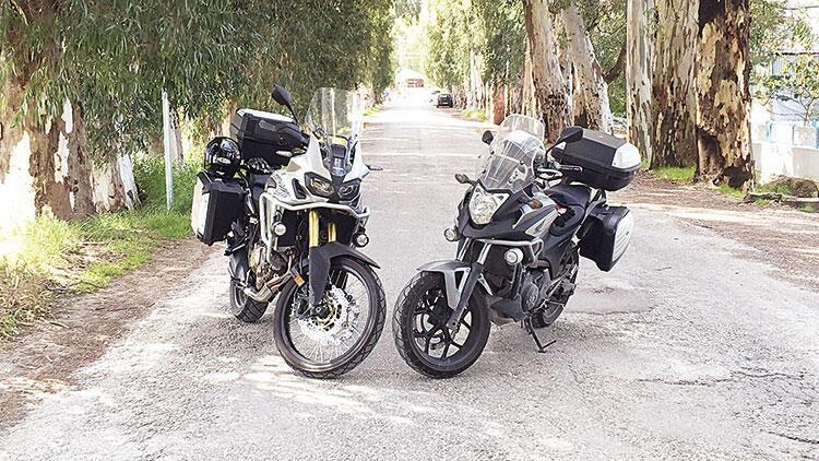 Motosiklette 15 yılın rekoru
