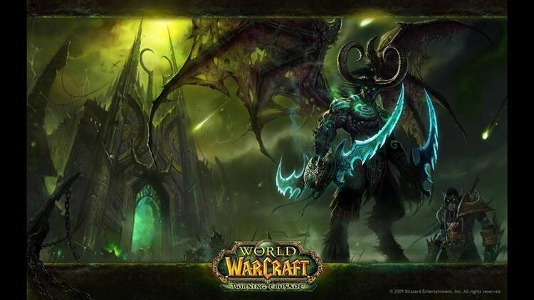World of Warcraft: The Burning Crusade Classic geliyor