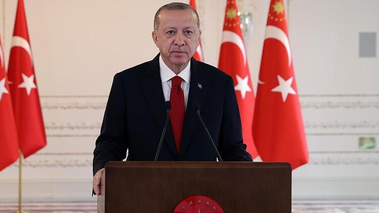 Son dakika… Cumhurbaşkanı Erdoğan ile liderler arasında yeni yıl tebriği