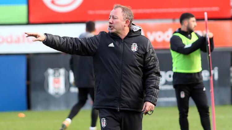 Sergen Yalçın: 'Önceliğim iyi futbol ve bol gol atmak'