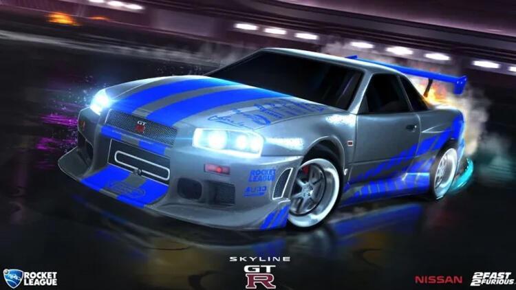 Nissan Skyline, Rocket League'e geri geliyor mu?
