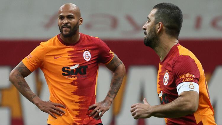 Galatasaray'da Arda Turan ve Marcao, cezalı duruma düştü