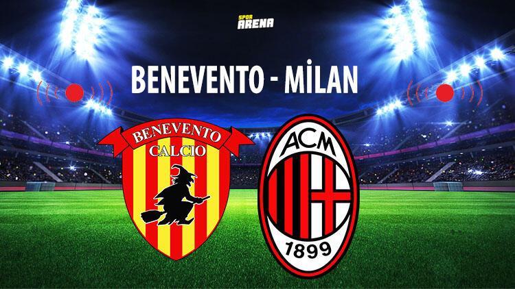 Benevento – Milan maçı saat kaçta, hangi kanalda yayınlanacak?
