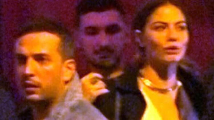 Yeni yılın ilk aşk bombası Oğuzhan Koç ve Demet Özdemir'den geldi