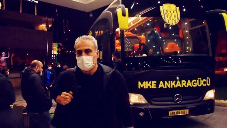 Ankaragücü, Gaziantep deplasmanında! 2 yıl sonra ilk kez...