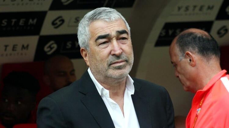 Son dakika | Kayserispor'da Samet Aybaba'nın görevine son verildi!