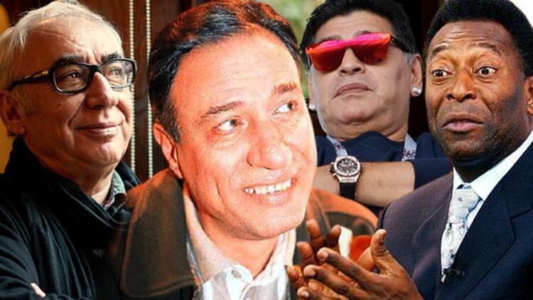 Kemal Sunal mı, Şener Şen mi?  Pele mi, Maradona mı?