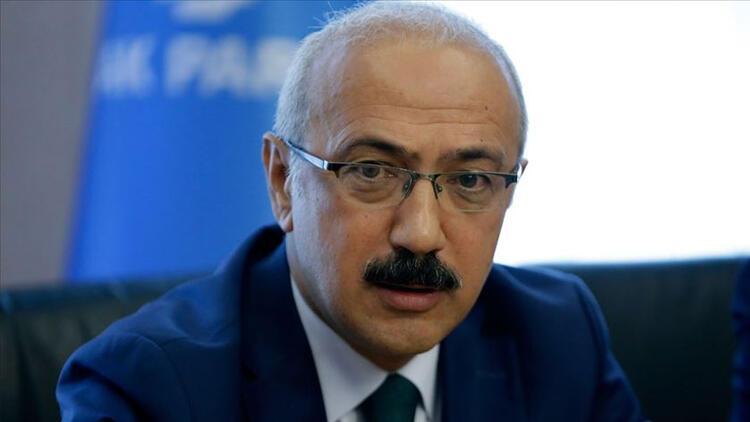 Son dakika... Bakan Elvan: Enflasyonla mücadelede kararlı duruş sergileyeceğiz