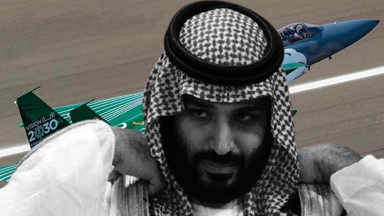 Suudi Arabistan Yunanistan'a savaş uçağı gönderiyor! Niyetleri Türkiye'ye gözdağı vermek