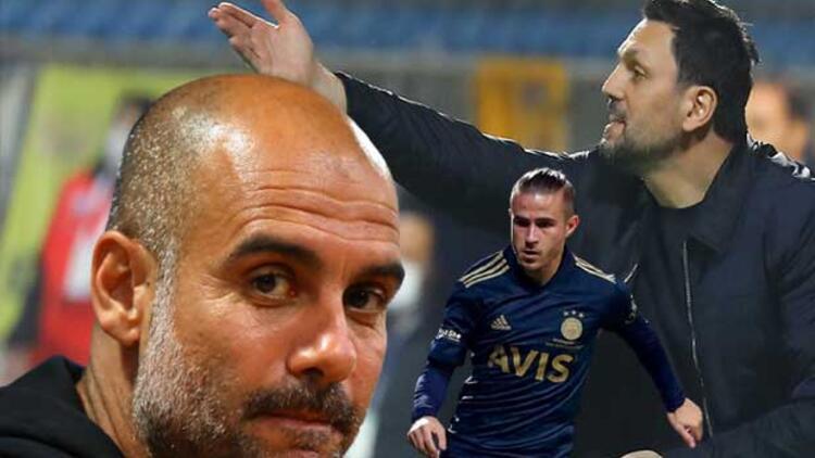 Fenerbahçe'de Erol Bulut'tan Pelkas'a tepki! Pep Guardiola detayı...