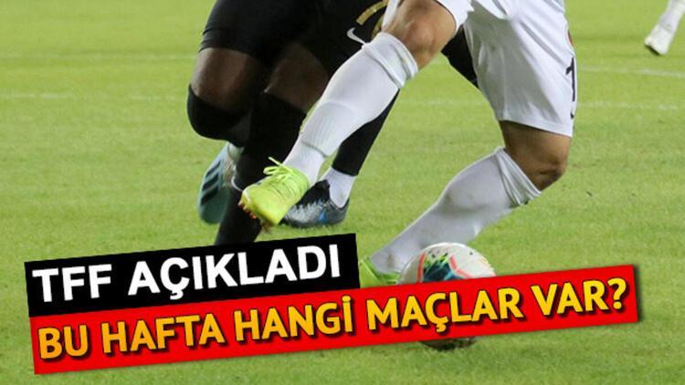 Süper Lig'de bu hafta hangi maçlar var? 17. hafta heyecanı başlıyor