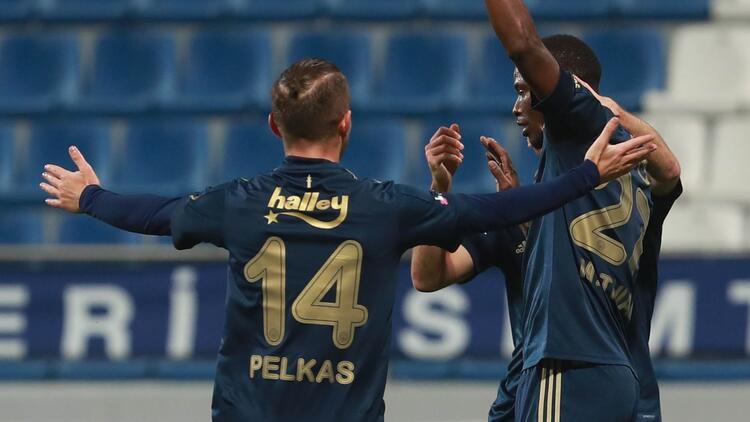 Fenerbahçe deplasmanda dikkat çekiyor! Son 15 sezonun en iyi performansı...