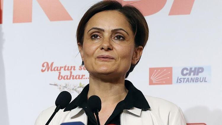 Canan Kaftancıoğlu hakkındaki iddianame kabul edildi