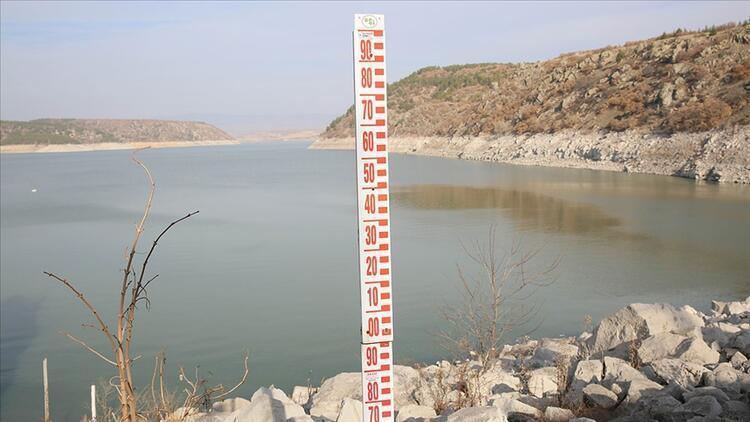 Ankara barajlarında son durum nedir? 'Başkentte 110 günlük su kaldı' uyarısı.. İşte barajların doluluk oranı