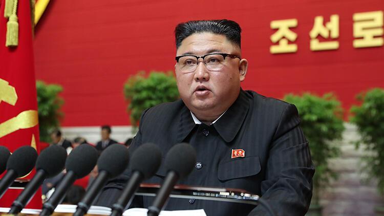 Kuzey Kore'den 'başarısızlık itirafı' Kim Jong-un'un sözlerini bütün salon pür dikkat dinledi