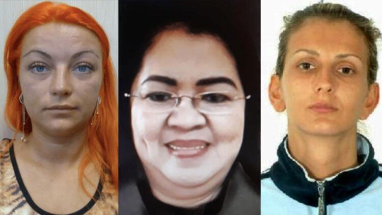 27 ülke bu 3 kadının peşinde
