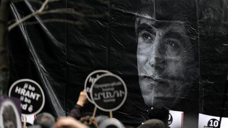 Son dakika: Hrant Dink davasında tutuklama kararı!