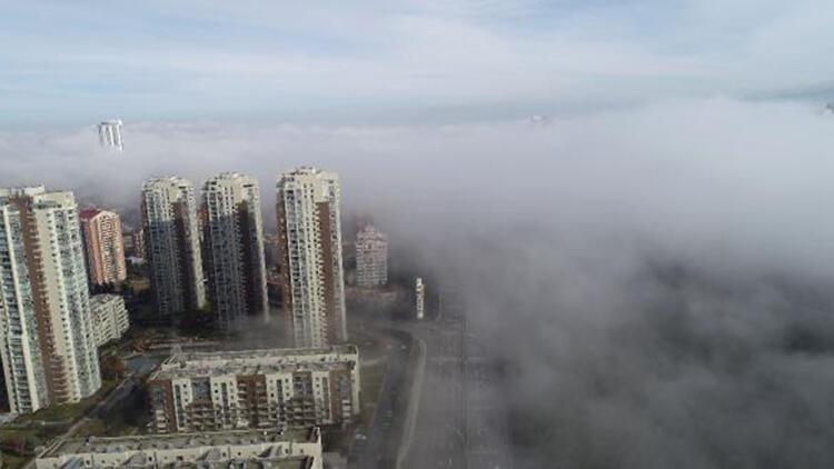 Ankara'da yoğun sis