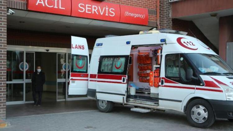 Bebeği sezaryenle alınan koronavirüs hastası kadın kurtarılamadı