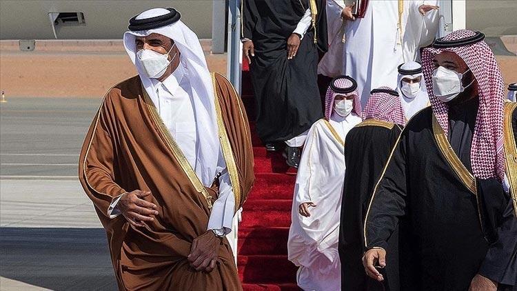 Katar KİK Zirvesi'ni memnuniyet ile karşıladı