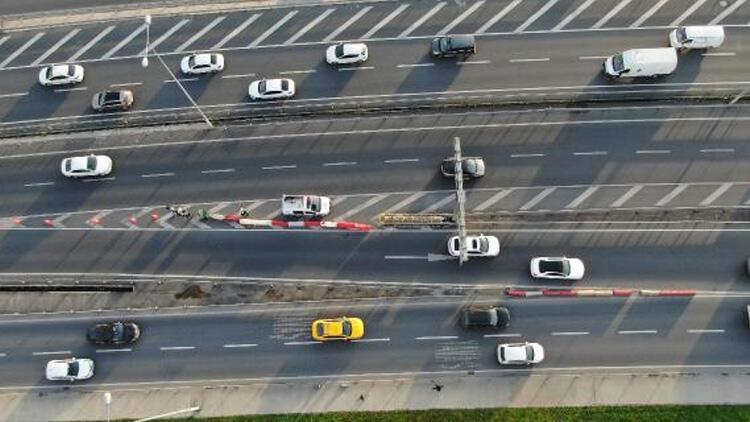 İstanbul trafiğindeki akılalmaz görüntülere emniyetten önlem