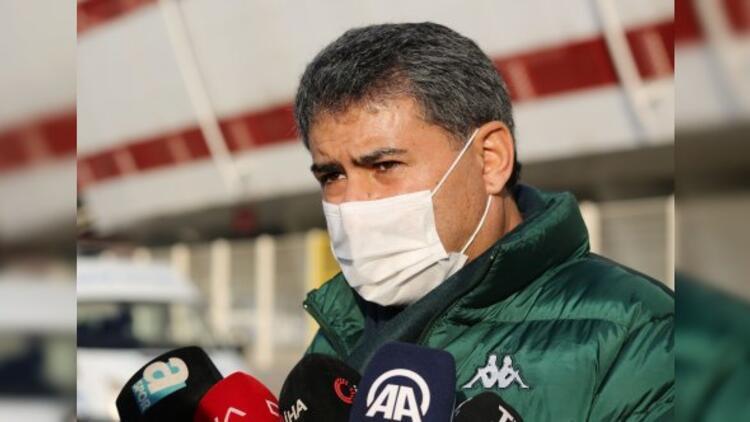 Denizlispor'da yönetim kurulu üyesi Taner Atilla istifa etti