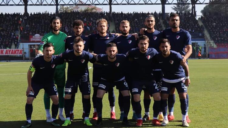 Büyük Anadoluspor 1 - 2 Düzcespor