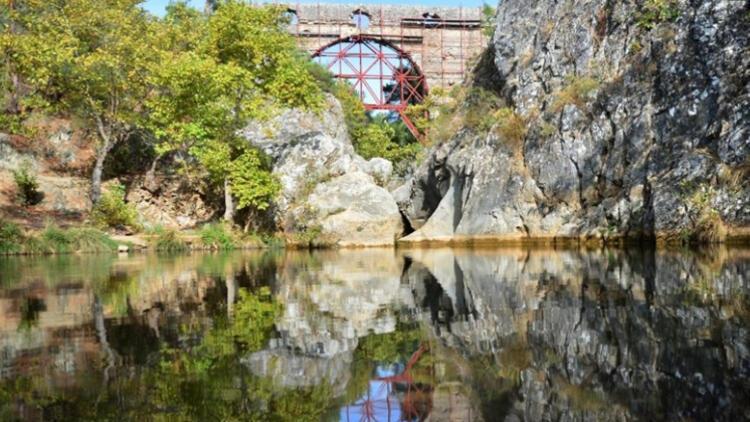 Troya'nın 3 bin 500 yıllık su kemeri restorasyonla geleceğe taşınıyor