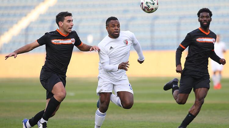 Ankaraspor 0-2 Adanaspor