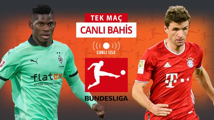 Gladbach'ta Thuram cezalı, Bayern'de Gnabry şüpheli! Öne çıkan iddaa tahmini...