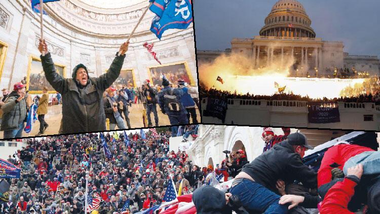 'Utanç' ve 'Muz Cumhuriyeti'... Dünyadan ABD'ye demokrasi dersi