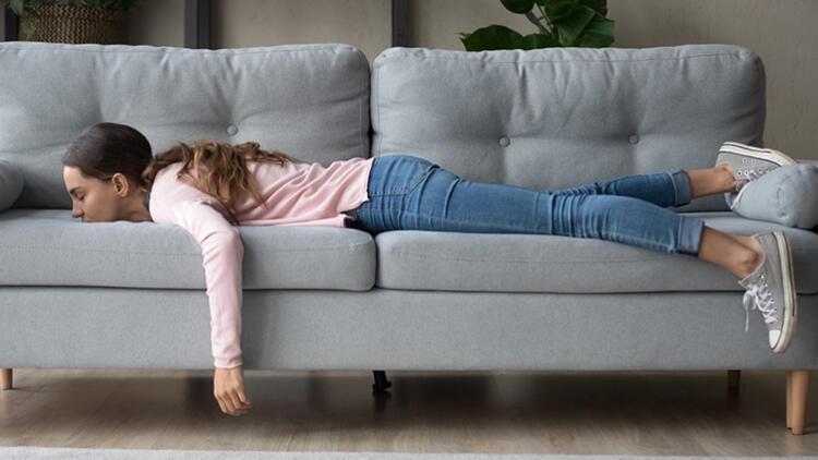Yorgunluk halsizlik uyku bozukluğu belirtisi olabilir - Sağlık Haberleri