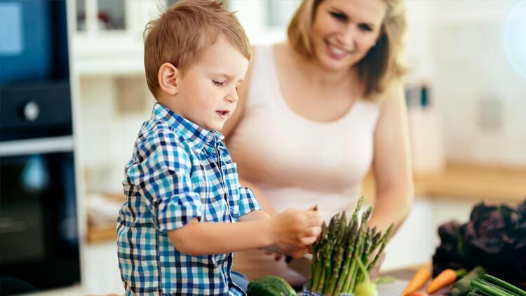 Çocuğunuzun bağışıklık sistemini güçlendirecek 6 öneri