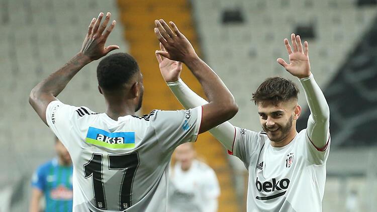 Beşiktaş şampiyonluk performansını tekrarladı