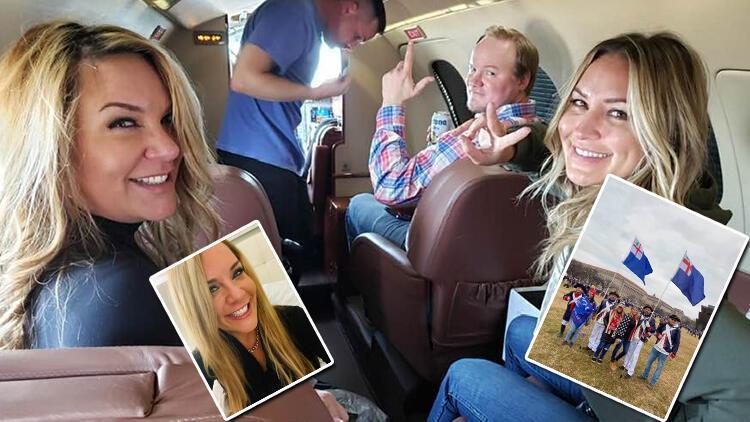 ABD'li emlakçı infial yarattı... Kongre baskınına özel jetiyle gitti!