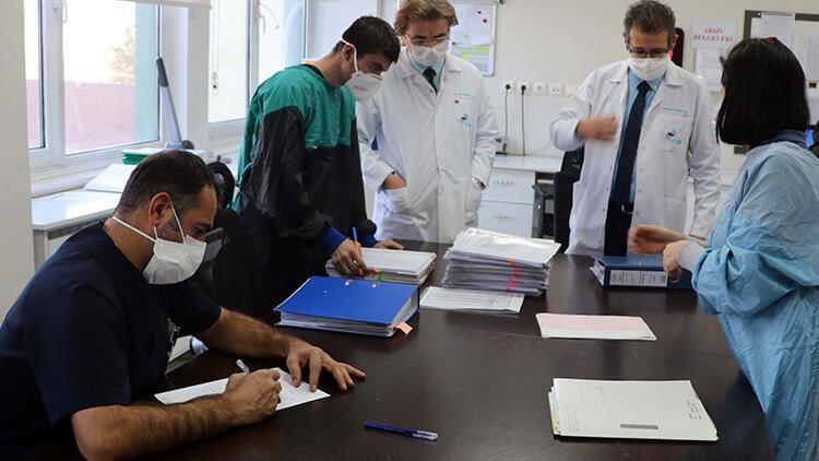 Yerli koronavirüs aşısında, Faz-2 için gönüllülerin sağlık taraması devam ediyor