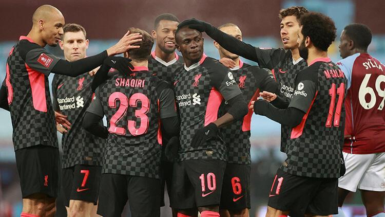 Liverpool, FA Kupası 3. turunda 4 golle kazandı!
