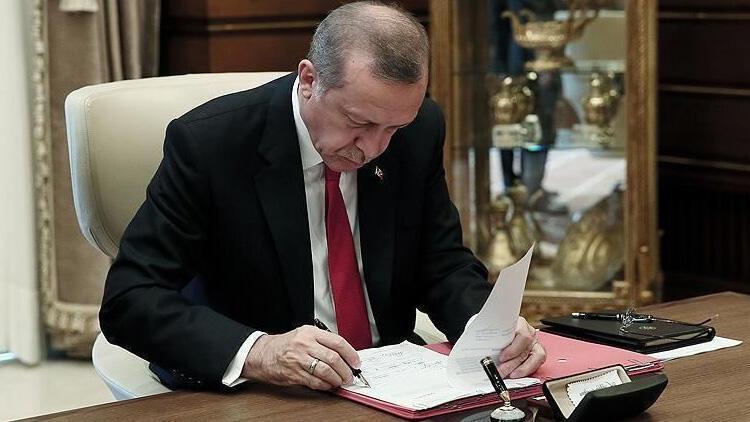Cumhurbaşkanı Erdoğan'ın imzasıyla yayımlandı! Atama kararları Resmi Gazete'de